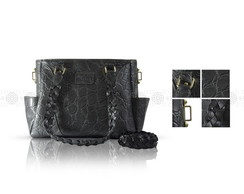 Cartera cuero large - bless�