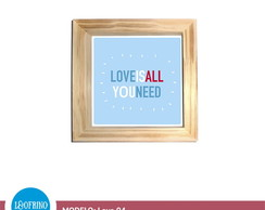 Cuadro - All you need is love