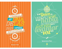 Pack Postales Art�stas