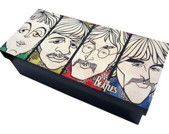 Caja de t� The Beatles