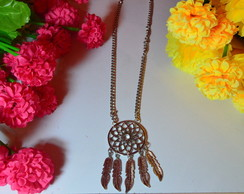 Collar Dream con cadena y dijes