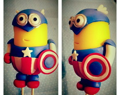 Minions Super Heroes