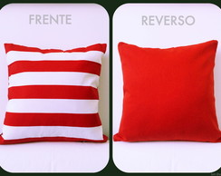 "Almohad�n ""STRIPES RED"""