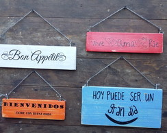 Carteles Vintage con frases