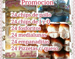 Catering - lunch para 20 personas