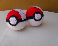 Pokeball Amigurumi