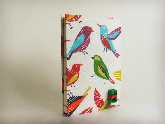 Cuaderno Happy Birds