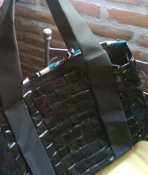 Bolso Eco Friendly Negro