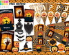 Kit Imprimible Personalizado Halloween 1