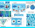 Kit Candy cumple Frozen