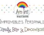 Kit Personalizado Candy Bar Imprimible