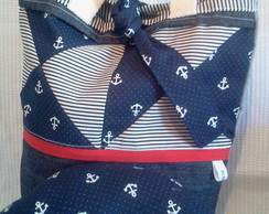 Bolso Patchwork reversible