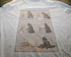 remeras melange star wars