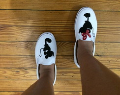 Panchas de minnie y mickey