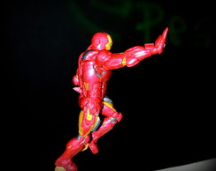 Ironman-Modelo Mark VII
