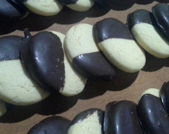 Galletitas con chocolate