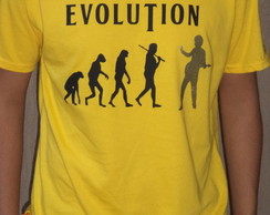 Remera Evolution