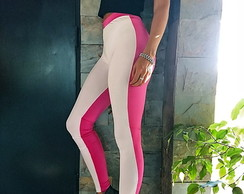 Leggings bicolor