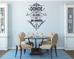 Vinilos Decorativos Frases para Pared
