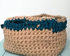 "Cesta rectangular ""Basic Basket"""