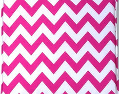 "Set x4 Cubresillas 40x40 ""Fucsia Twist"""