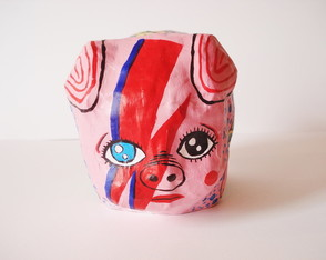 chanchito-bowie-figura-de-papel