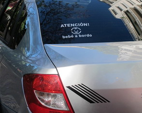 vinilo-sticker-calco-para-autos-bebe