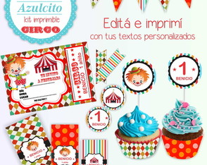 kit-imprimible-cumple-candy-bar-circo-cumpleanos-circo-imprimible-kit-pdf