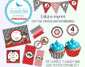 kit-imprimible-cumple-candy-bar-pirata-cumpleanos-diseno-digital-pirata-tarjeta-ilustracion