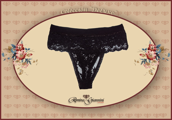 "Culotte less ""DeLuxe"""