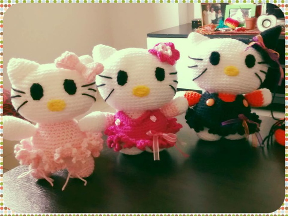 Kitty amigurumi