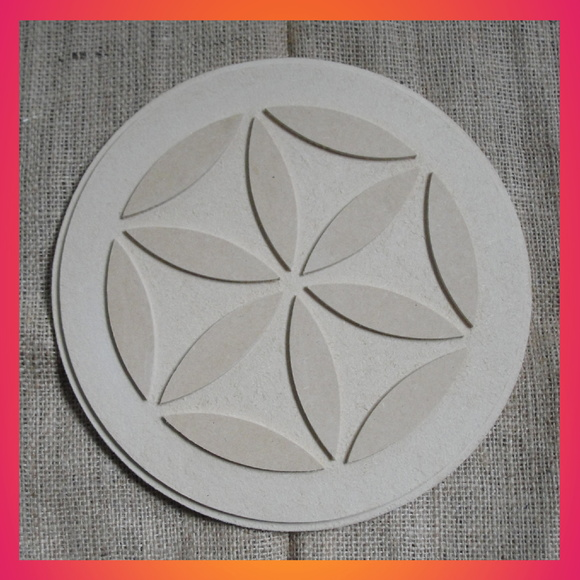 Cuadro en relieve mdf 12 mm.