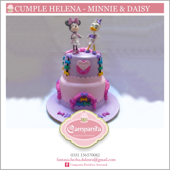 Cumple Helena - Minnie & Daisy