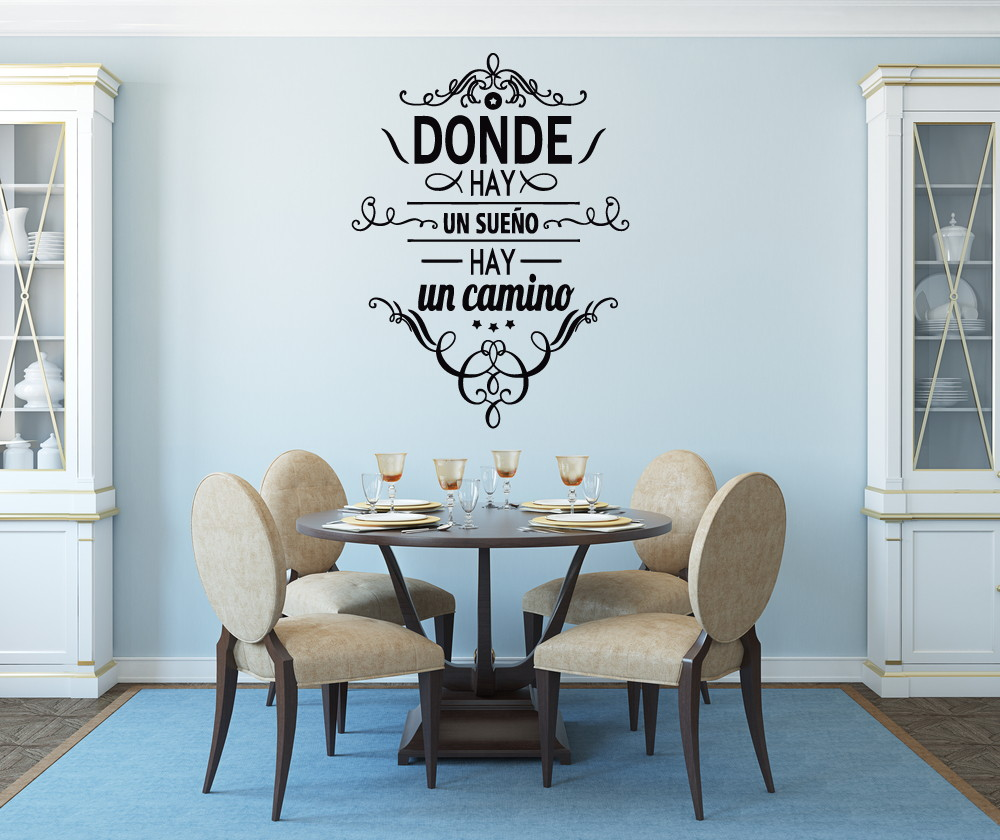 zoom vinilos decorativos frases para pared